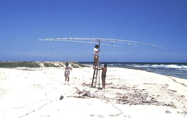 Aves Island (YV0) – Annual IOTA DXpedition Plans Morph into Visit to a Rare One