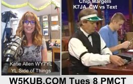 Amateur Radio Roundtable – W5KUB