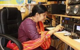 Women hams ride the radio wave in India