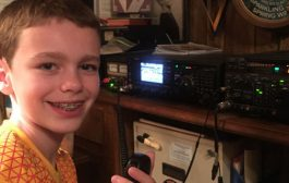 Local teen licensed in amateur radio