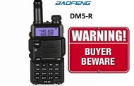 Baofeng DM-5R Buyer Beware by VE3IPS