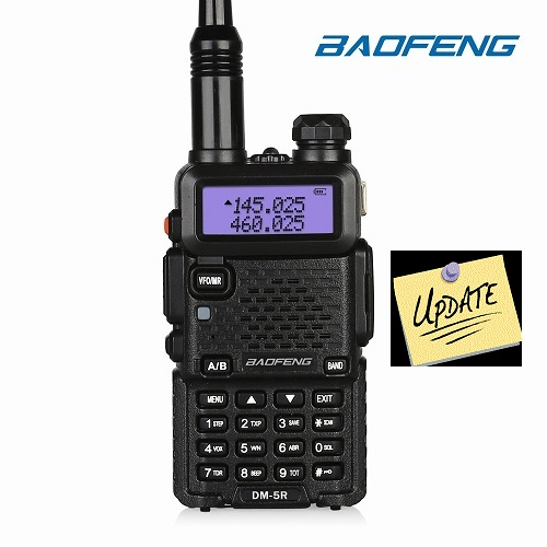 Baofeng DM-5R : Tier II Support [ Update ]
