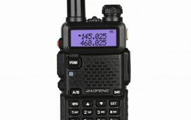 BaoFeng DM-5R Dual Band DMR Digital Radio