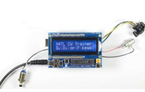 How to build a Simplified Arduino CW Trainer by Tom N4TL