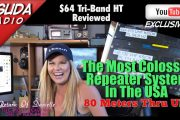 Most Colossal Repeater System in the USA – K6UDA Radio Episode 28