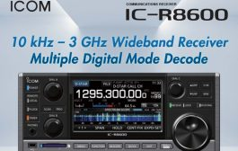 Icom IC-R8600  [ Press Release ]