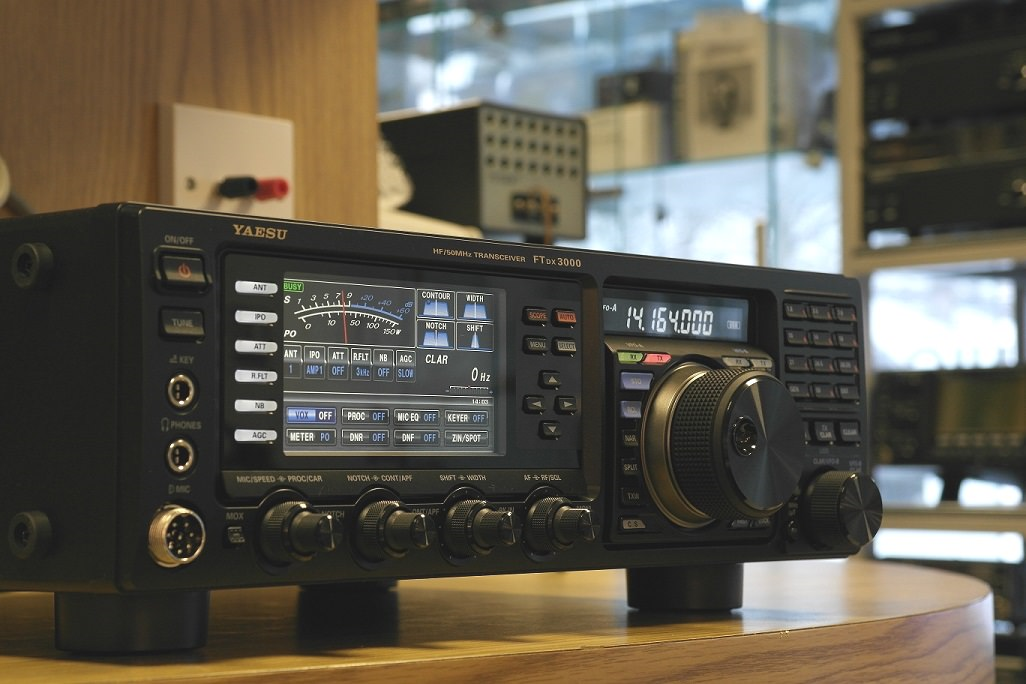 yaesu ftdx 3000 arrl review video qrz now