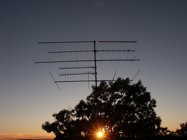 Rules Released for New ARRL 222 MHz and Up Distance Contes
