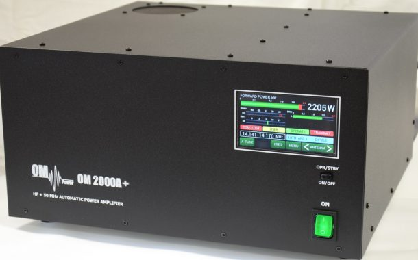 Controlling the OM2000A+ from Tablet