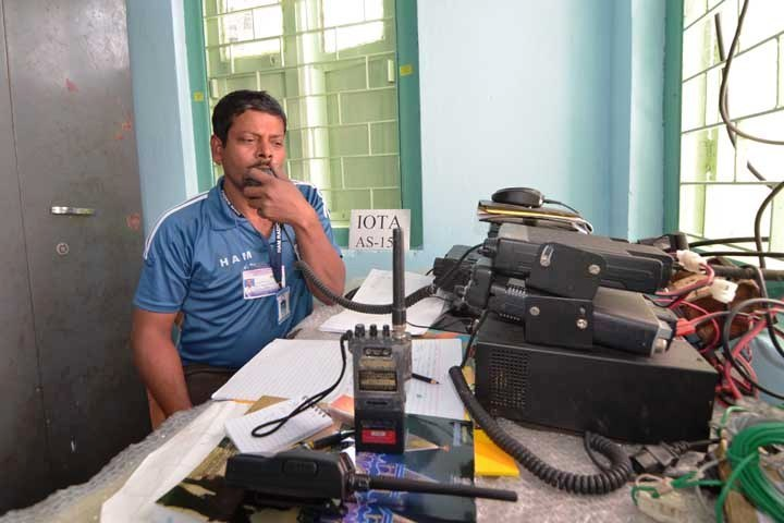 "Report: Radio Amateurs in India Monitoring ""Highly Suspicious"" VHF Communications"