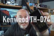First Impressions Of Kenwood TH D74 by K6UDA