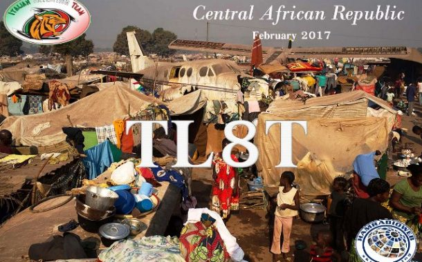 TL8T – Central African Republic