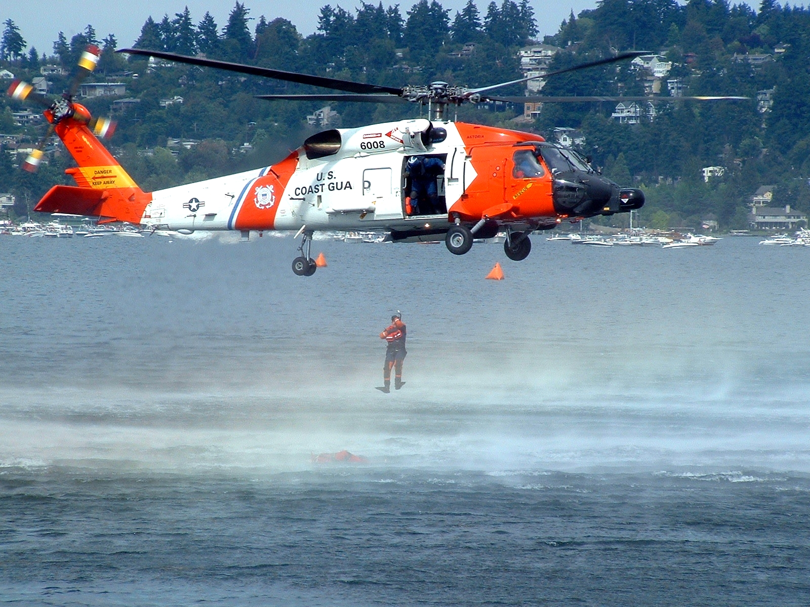 Pacific Seafarer's Net Assists in Maritime Rescue of Sailors on Sinking Sailboat