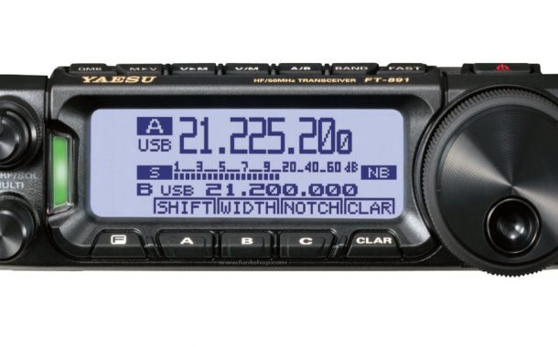 Universal Radio brings you the new Yaesu FT-891 HF transceiver