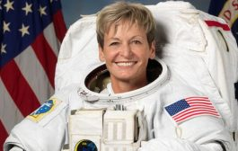 Ham Astronaut Peggy Whitson, KC5ZTD, Poised to Set Time-in-Space Record