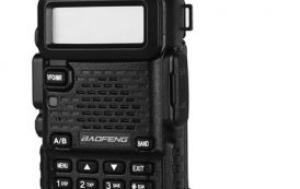 Baofeng DM-5R DMR Radio Test and Review