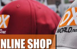 The New DX-World Online Shop is now available !