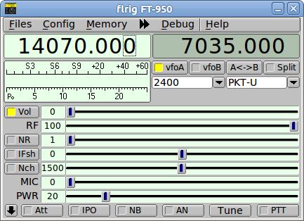 Flrig v1.3.27 now available – Free Rig Control Software