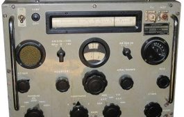 USING A 75 YEAR OLD MARCONI CR100 RADIO TO CONTROL AN SDRPLAY RSP
