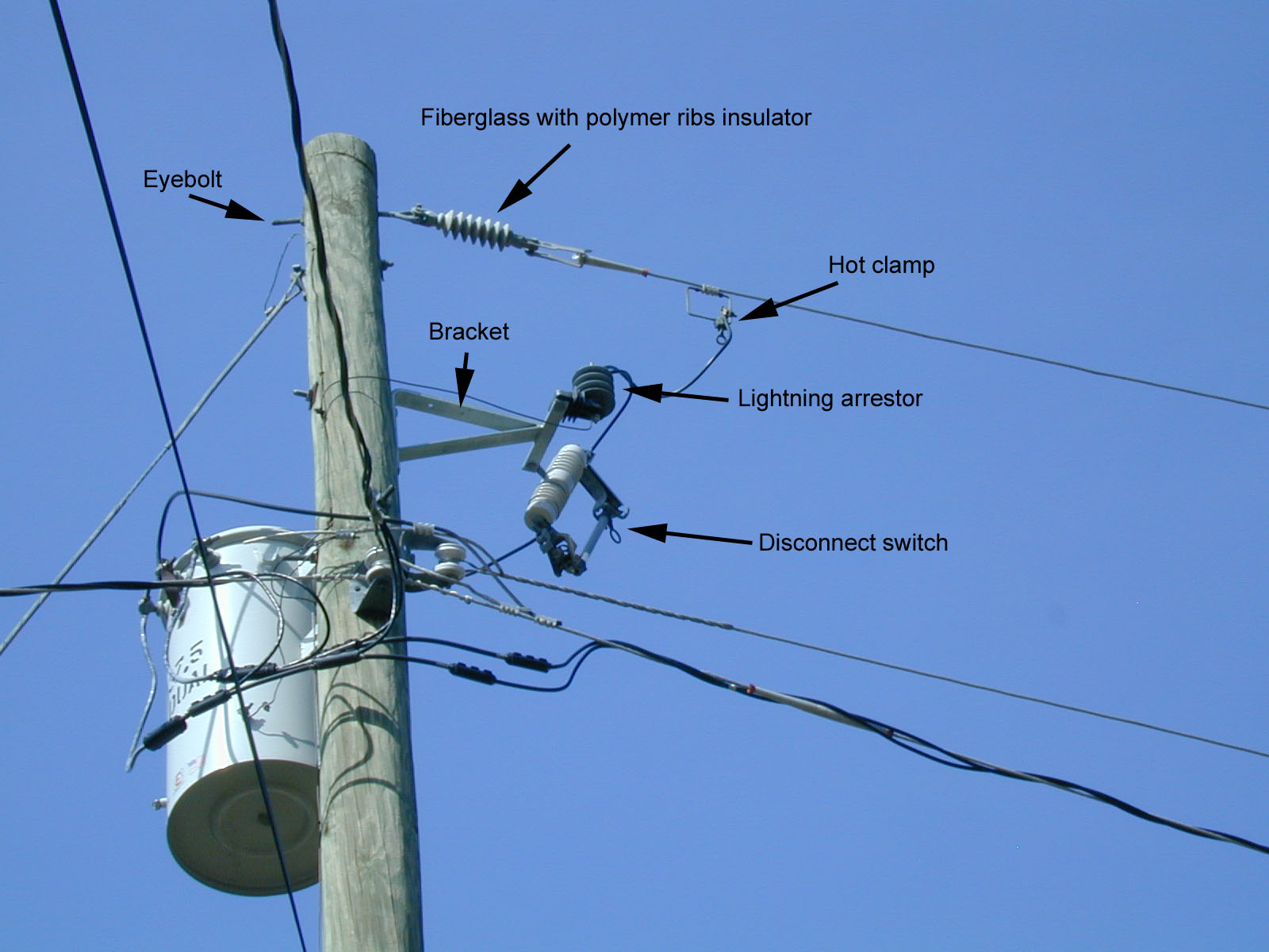 Pole Base Wiring Diagram