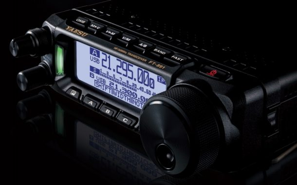 Yaesu FT-891 HF/50MHz – Review