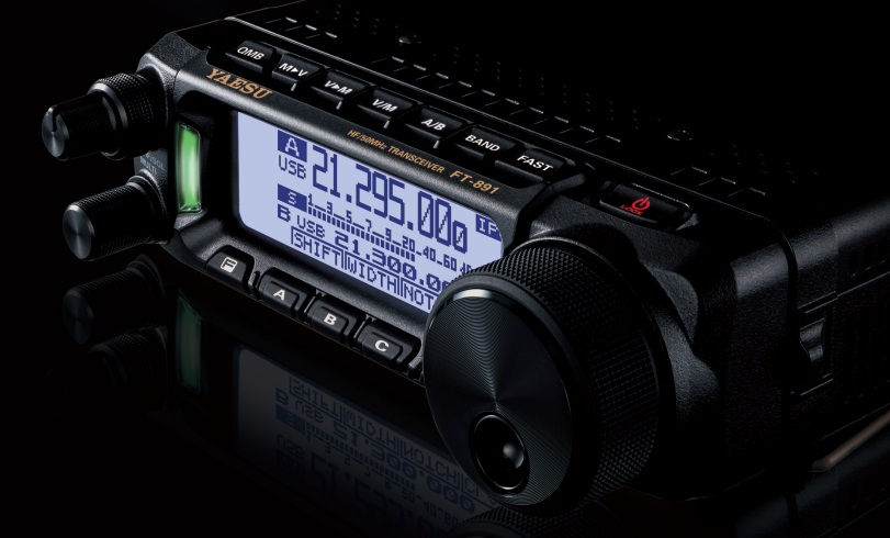 Unboxing and Testing the Yaesu FT-891 :  Ham Radio 2.0: Episode 67