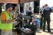 Tennessee ARES on Standby in Wildfire Emergency, Local Amateur Radio Volunteers Assisting