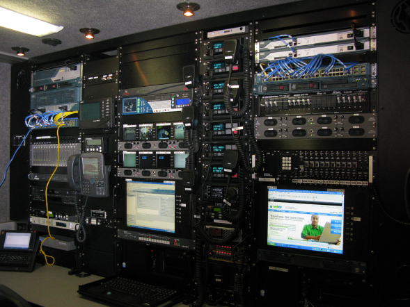 Cisco Network Emergency Response Vehicle [ Video ]