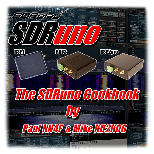 Updated Cookbook for new SDRUno Ver 1.11