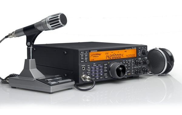 Universal Radio presents the Kenwood TS-590SG