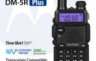 2017 BaoFeng DMR Upgraded Version! BaoFeng DM-5R PLUS Dual Band DMR Digital Radio 2000mAH
