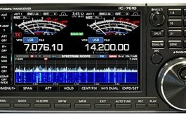 Icom IC-7610 HF/50MHz SDR Transceiver and IC-R8600 Wideband Receiver to be shown at Icom headquarters Amateur Radio Festival (10th December 2016)