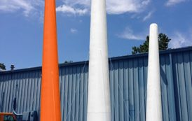 Inflatable Antenna Towers