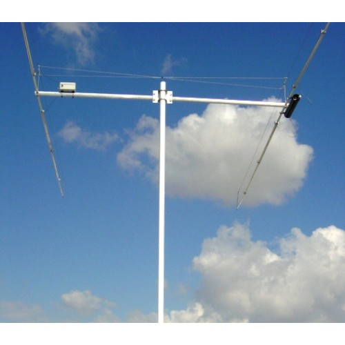 D2T-M – 1.5 — 200 MHz 1 KW PeP CONTINUOUS COVERAGE ANTENNA