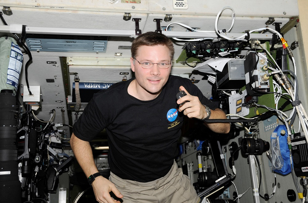 QCWA Donation to Support ARISS Space Station Hardware Upgrade
