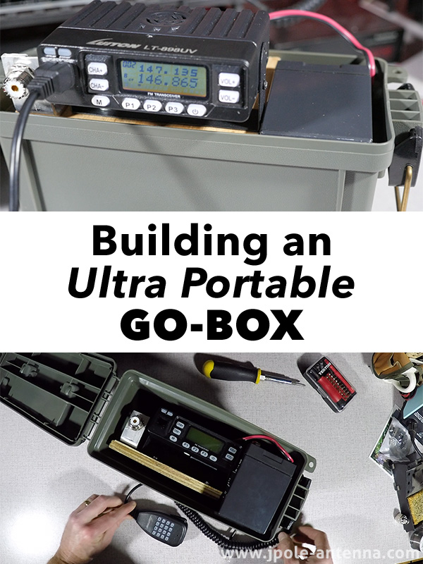 Building an Ultra Portable Go-Box