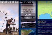 Making contacts through the ISS APRS UHF Digipeater [ Video ]