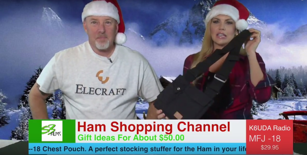 Ham Gifts for under $50 | Xmas Gift Guide – K6UDA Radio Episode 36