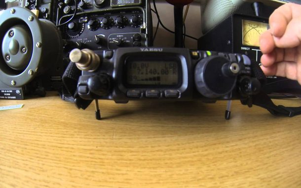 Ham radio HF Go-Kit QRP contacts FT-817 emcomm SHTF doomsday