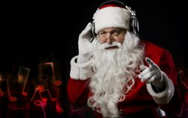 Talking to Santa On Amateur Radio