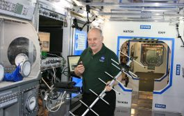 ISS Packet Digipeater is Now on 70 Centimeters