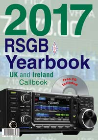 Ofcom requests destruction of RSGB Callbook 2017