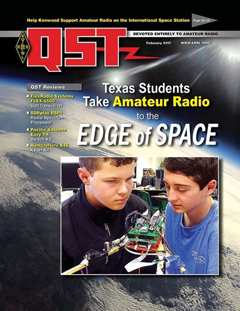 The February Issue of Digital QST is Now Available!