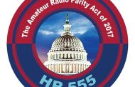The AmateurRadio Parity Act of 2017, HR555, has passed the House of Representatives by unanimous consent
