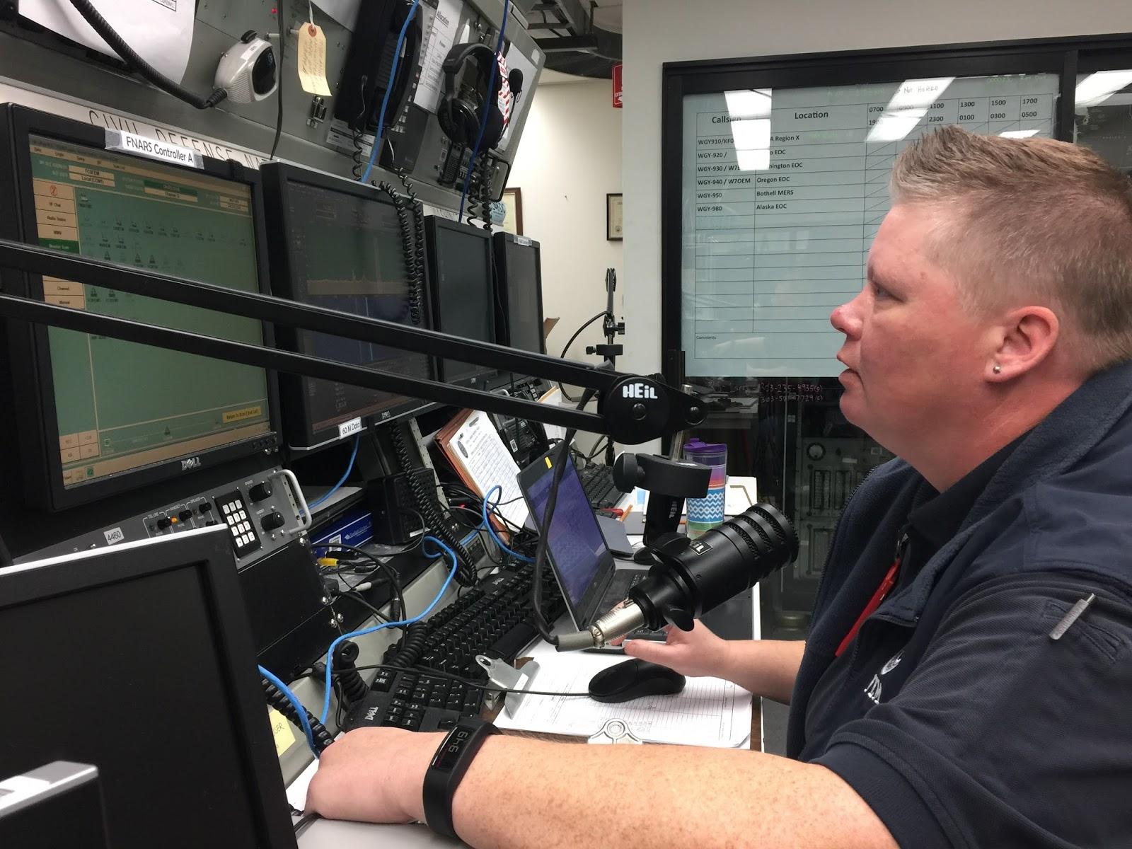 FEMA Region X Reports Another Successful HF Interoperability Exercise