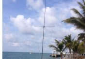 Vertical Dipole Array by OH1TV