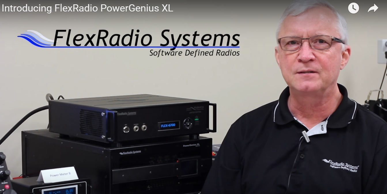 Introducing FlexRadio PowerGenius XL