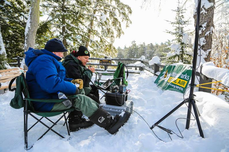 NPOTA Participation Leads to Inaugural Communication Detail for National Park Service