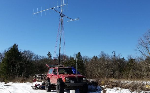 Warm Up with the January VHF Contest, January 21-23