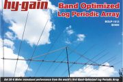 The New Hy-Gain BOLP-1013 Band Optimised Log Periodic Array by G0KSC